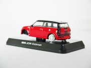 1-60 Kyosho MINI COOPER SEMI-ASSEMBLED JCW Clubman Red 07
