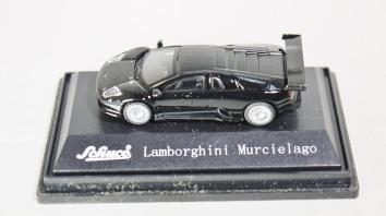 Schuco 1-87 Lamborghini Murcielago BLK 01
